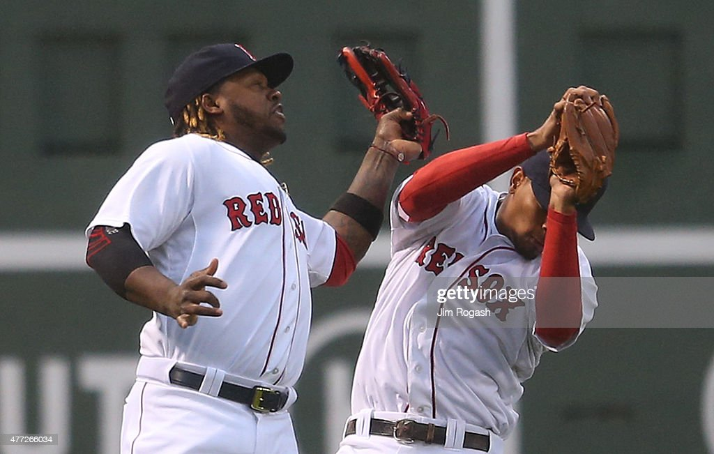 Atlanta Braves v Boston Red Sox : News Photo