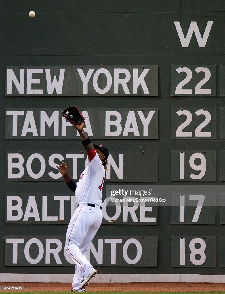 Texas Rangers v Boston Red Sox : News Photo
