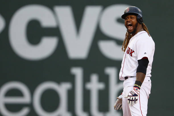 Divisional Round - Houston Astros v Boston Red Sox - Game