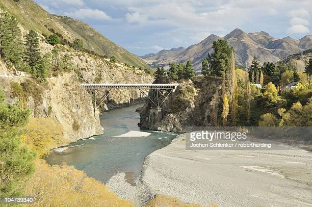 Hanmer River, near Hanmer Springs, Canterbury, South Island, New Zealand, Pacific