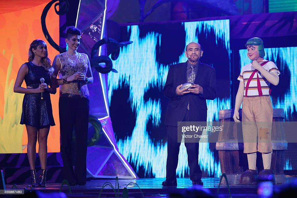 Nickelodeon Kids' Choice Awards Mexico 2014 - Show