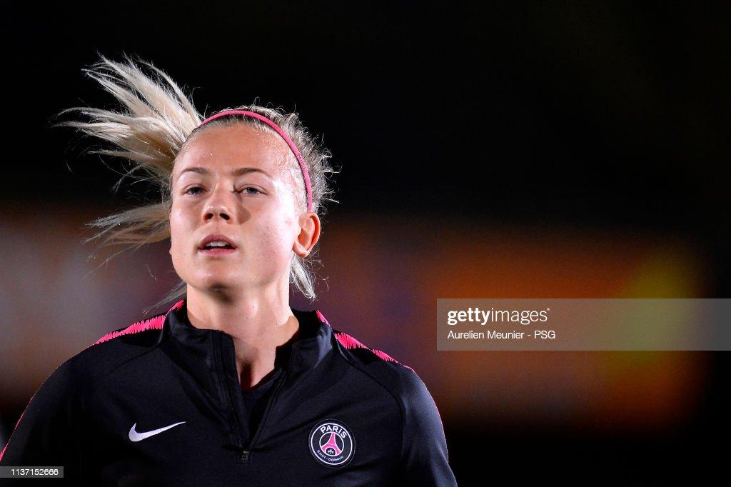 Paris Saint-Germain Women Training Session : News Photo