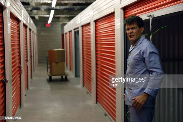 THE BLACKLIST Hanna Hayes Episode 707 Pictured Mark Deklin as Governor Richard Sweeney