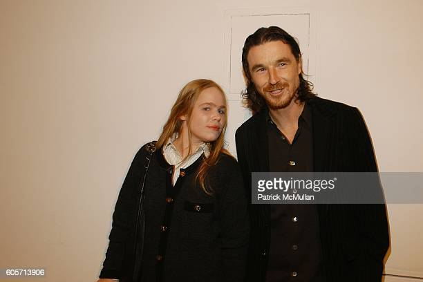 Hanna Liden and Neville Wakefield attend PS1 MOMA 30th Anniversary Homecoming GALA at PS1 on October 22 2006 in New York City