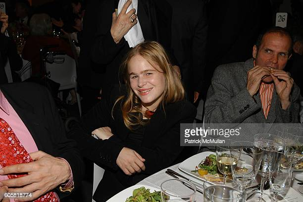 Hanna Liden attends MoMA Opening Celebrating Brice Marden A Retrospective of Paintings and Drawings at MoMA on October 24 2006