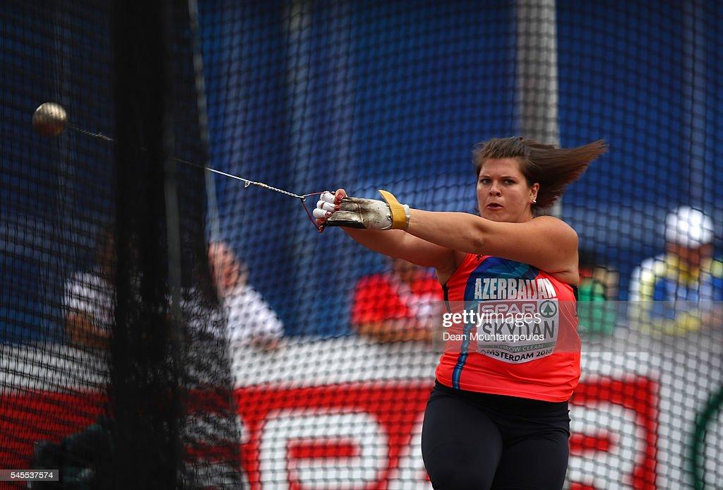23rd European Athletics Championships - Day Three : News Photo