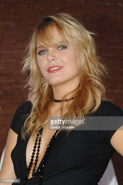 Hanna Verboom during Deuce Bigalow European Gigolo Las Vegas Premiere Red Carpet at The Palms Hotel and Casino Resort in Las Vegas Nevada United...