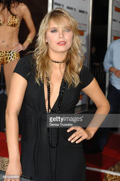 European Gigolo Las Vegas Premiere Red Carpet at The Palms Hotel and Casino Resort in Las Vegas Nevada United States