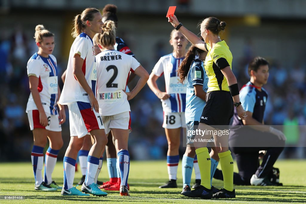 W-League Semi Final - Sydney v Newcastle : News Photo
