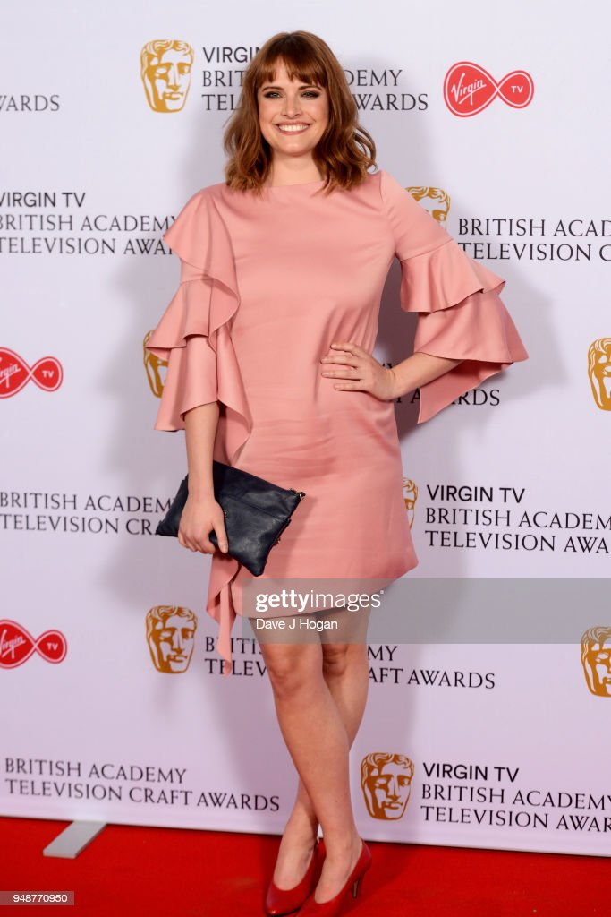 Virgin TV British Academy Television Awards Nominees' Party - VIP Arrivals : News Photo
