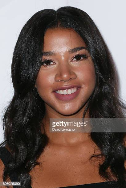 Hannah Bronfman arrives at Audi Celebrates The 68th Emmys at Catch on September 15 2016 in West Hollywood California