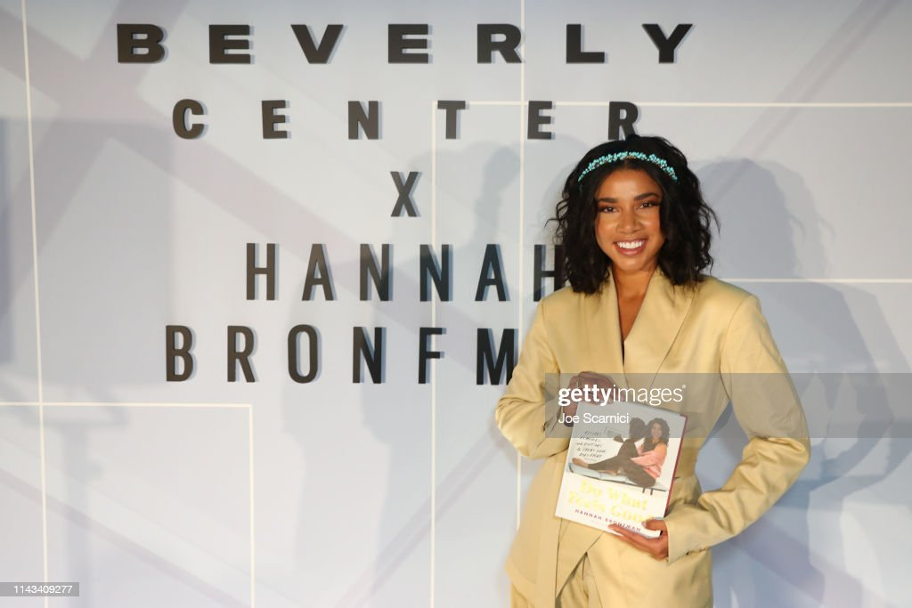 "CA: Beverly Center x Hannah Bronfman Q&A and Book Signing for ""Do What Feels Good"""