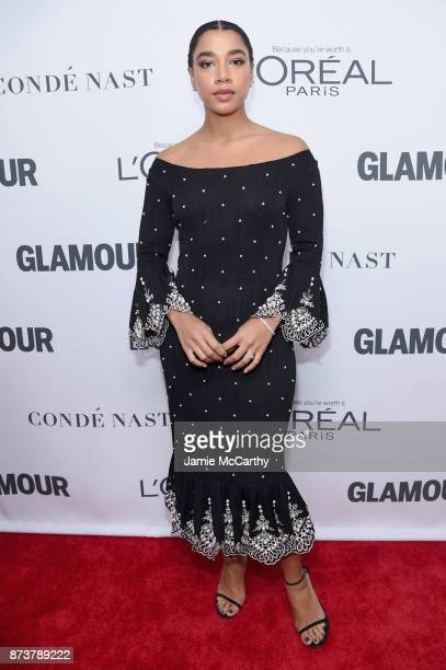Hannah Bronfman attends Glamour's 2017 Women of The Year Awards at Kings Theatre on November 13 2017 in Brooklyn New York