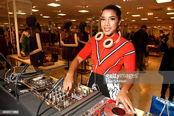 Hannah Bronfman attends NYMag Lord Taylor Celebrate The New Birdcage at Lord Taylor on November 20 2014 in New York city