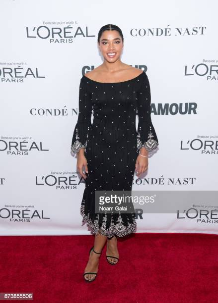 Hannah Bronfman attends the 2017 Glamour Women of The Year Awards at Kings Theatre on November 13 2017 in New York City