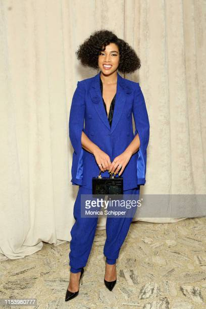 Hannah Bronfman attends the 2019 Fragrance Foundation Awards at David H Koch Theater at Lincoln Center on June 05 2019 in New York City