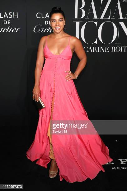 Hannah Bronfman attends the 2019 Harper ICONS Party at The Plaza Hotel on September 06 2019 in New York City