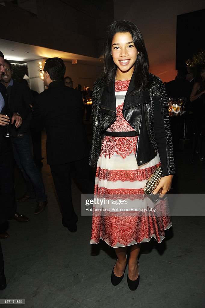 Hannah Bronfman attends The Museum of Modern Art 5th annual Film Benefit honoring Quentin Tarantino at MOMA on December 3, 2012 in New York City.