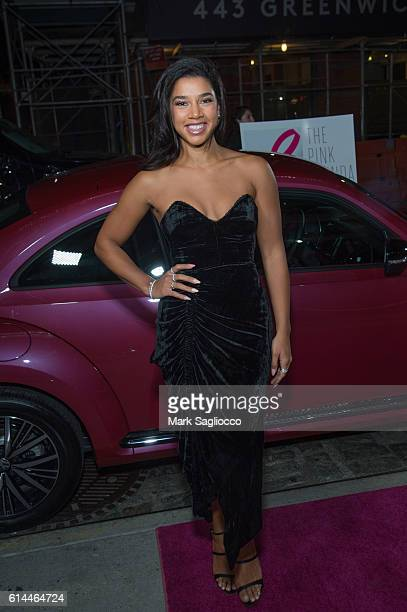 Hannah Bronfman attends The Pink Agenda 2016 Gala at Three Sixty on October 13 2016 in New York City