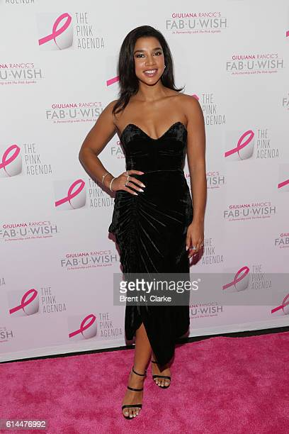 Hannah Bronfman attends The Pink Agenda's 2016 Gala held at Three Sixty on October 13 2016 in New York City