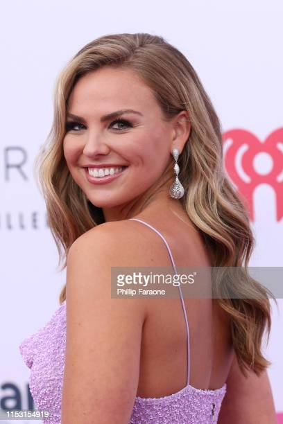 Hannah Brown attends 2019 iHeartRadio Wango Tango at The Dignity Health Sports Park on June 01 2019 in Carson California