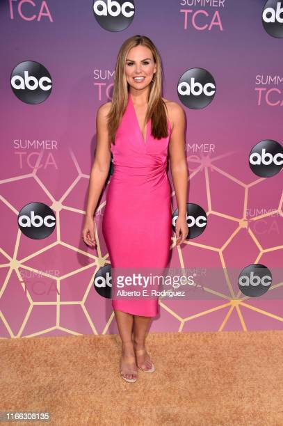 Hannah Brown attends ABC's TCA Summer Press Tour Carpet Event on August 05 2019 in West Hollywood California