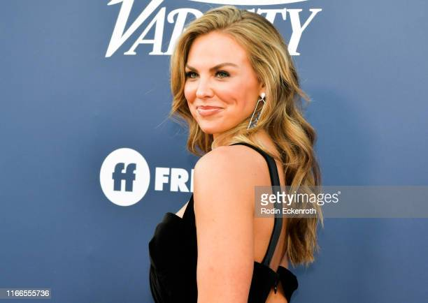 Hannah Brown attends Variety's Power of Young Hollywood at The H Club Los Angeles on August 06 2019 in Los Angeles California