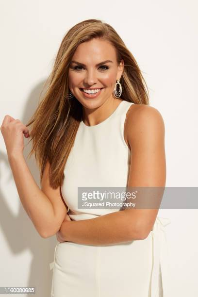 Hannah Brown of ABC's 'Bachelor in Paradise' poses for a portrait during the 2019 Summer TCA Portrait Studio at The Beverly Hilton Hotel on August 05...