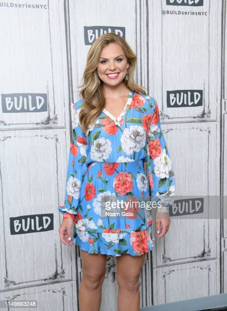 Hannah Brown visits Build Series to discuss The Bachelorette at Build Studio on May 16 2019 in New York City