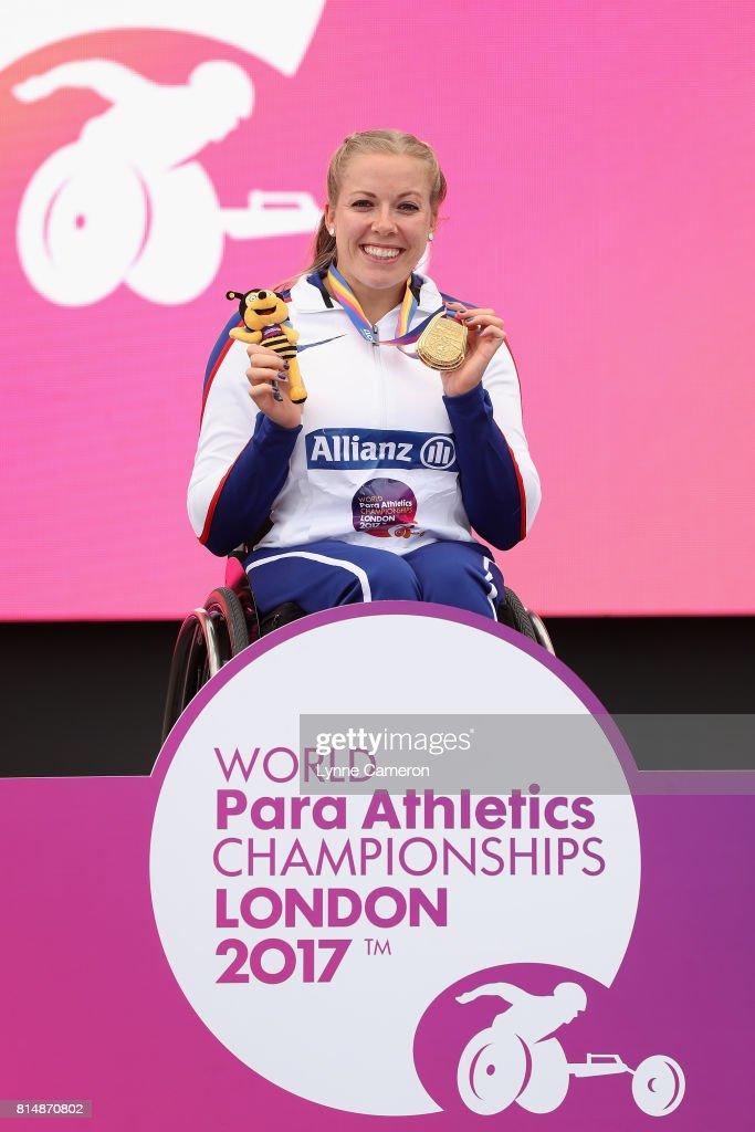 IPC World ParaAthletics Championships 2017 London - Day Two