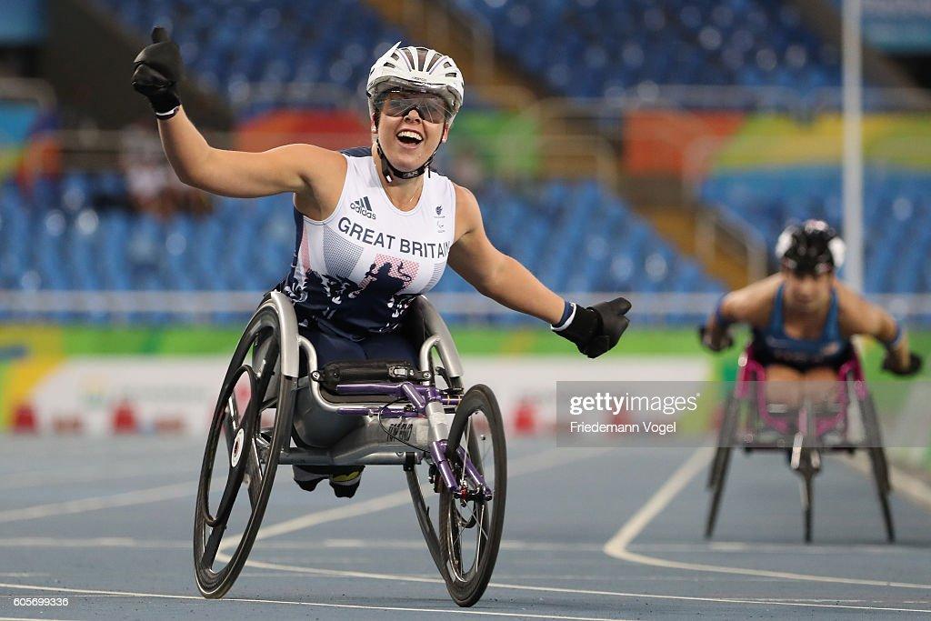 2016 Rio Paralympics - Day 7