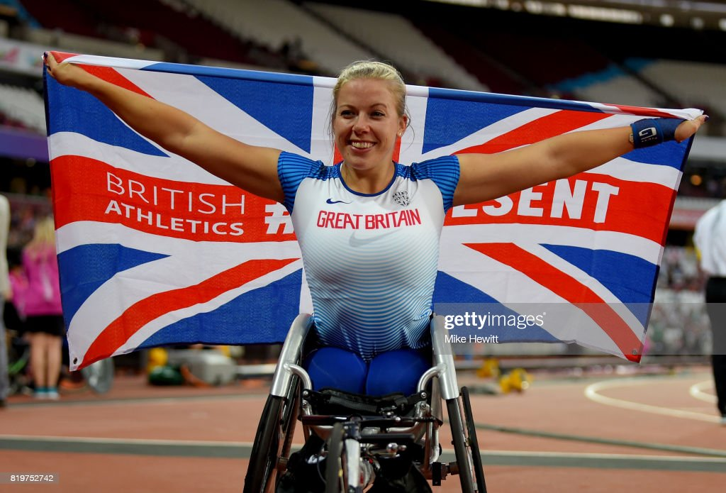 IPC World ParaAthletics Championships 2017 London - Day Seven