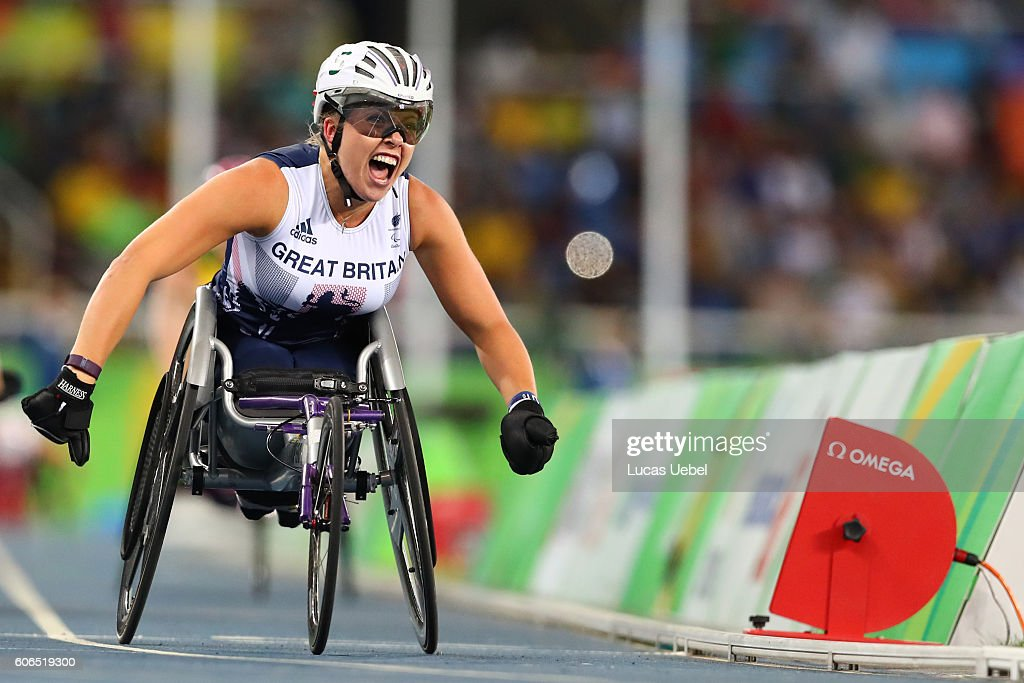 Rio Paralympics - Day 9 : News Photo