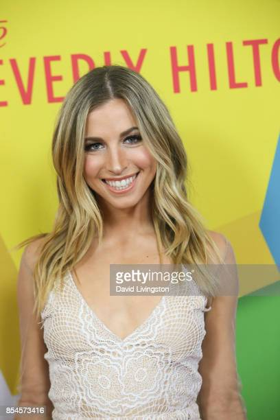 Hannah Cranston attends the 7th Annual 2017 Streamy Awards at The Beverly Hilton Hotel on September 26 2017 in Beverly Hills California