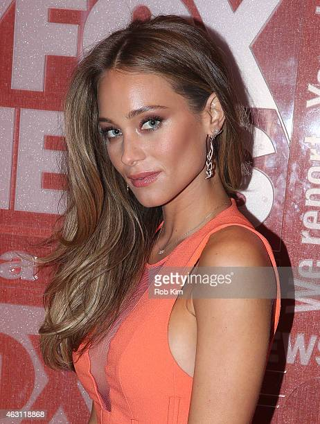 hannah davis visits fox and friends ストックフォトと画像 getty images