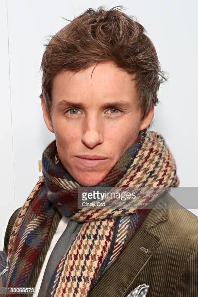 """Hannah Eddie Redmayne attends HBO's """"Finding The Way Home"""" World Premiere at Hudson Yards on December 11, 2019 in New York City."""