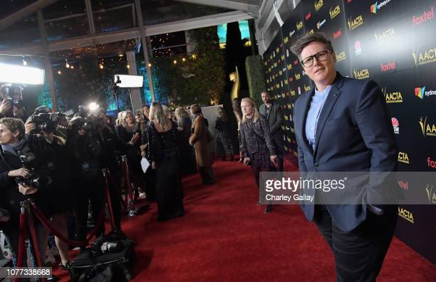 Hannah Gadsby attends the 8th AACTA International Awards on January 4 2019 in Los Angeles California