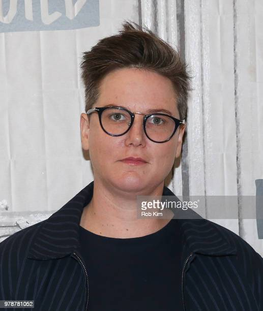 Hannah Gadsby visits the Build Series at Build Studio on June 19 2018 in New York City