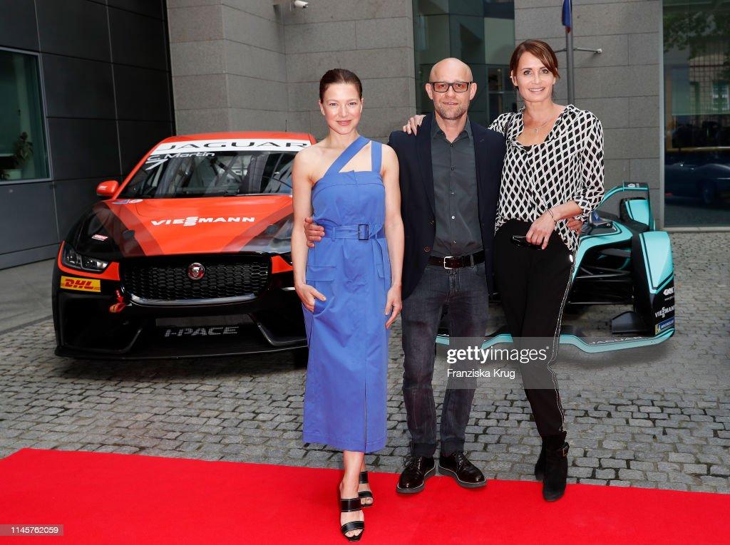 DEU: Jaguar I-PACE eTrophy Event In Berlin
