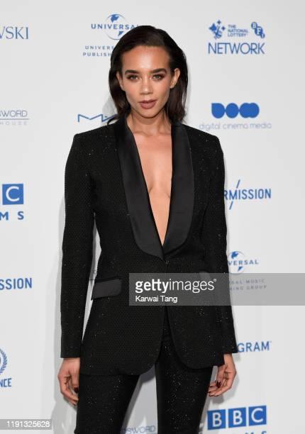 Hannah John-Kamen attends the British Independent Film Awards 2019 at Old Billingsgate on December 01, 2019 in London, England.