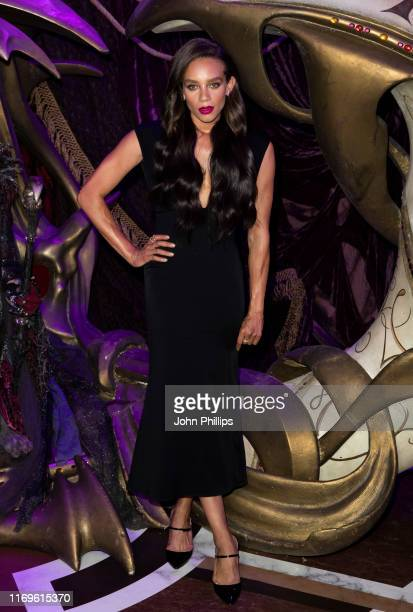 Hannah JohnKamen attends The Dark Crystal Age of Resistance European Premiere at BFI Southbank on August 22 2019 in London England