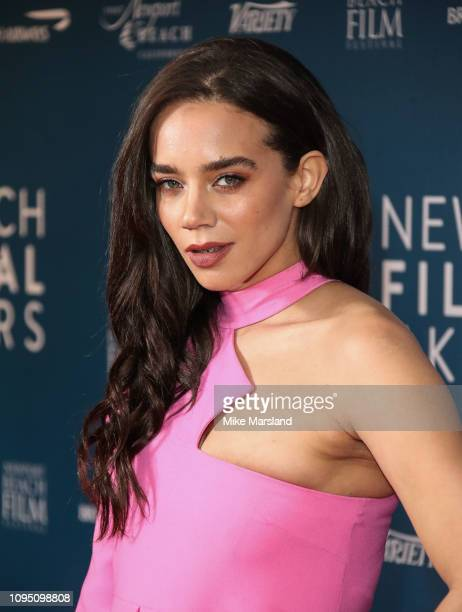 Hannah JohnKamen attends the Newport Beach Film Festival UK honours event at The Langham Hotel on February 7 2019 in London England