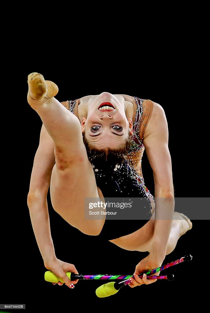 Gymnastics - Commonwealth Games Day 7 : ニュース写真
