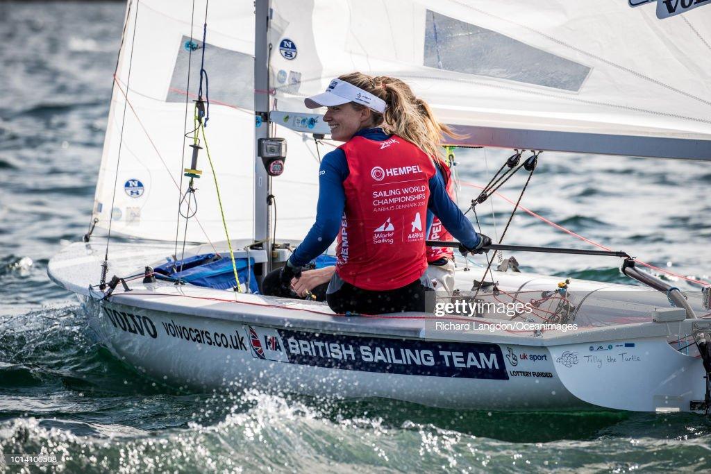 2018 ISAF Sailing World Championships : News Photo