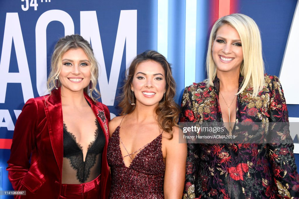 54th Academy Of Country Music Awards - Red Carpet : News Photo