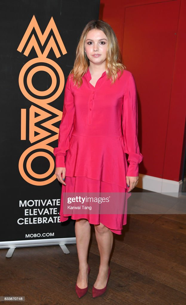 Hannah Murray attends a screening of 'Detroit' in association with MOBO at Ham Yard Hotel on August 17, 2017 in London, England.