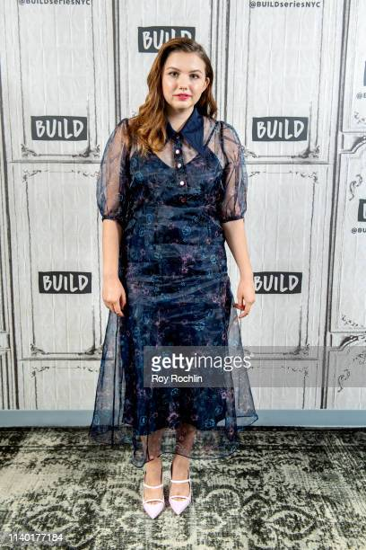 Hannah Murray discuses Game Of Thrones with the Build Series at Build Studio on April 03 2019 in New York City