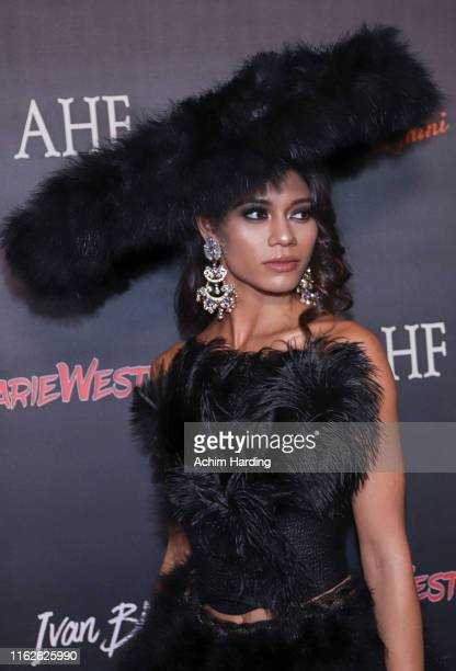 Hannah Orcutt at Waldorf Astoria Beverly Hills on July 17 2019 in Beverly Hills California