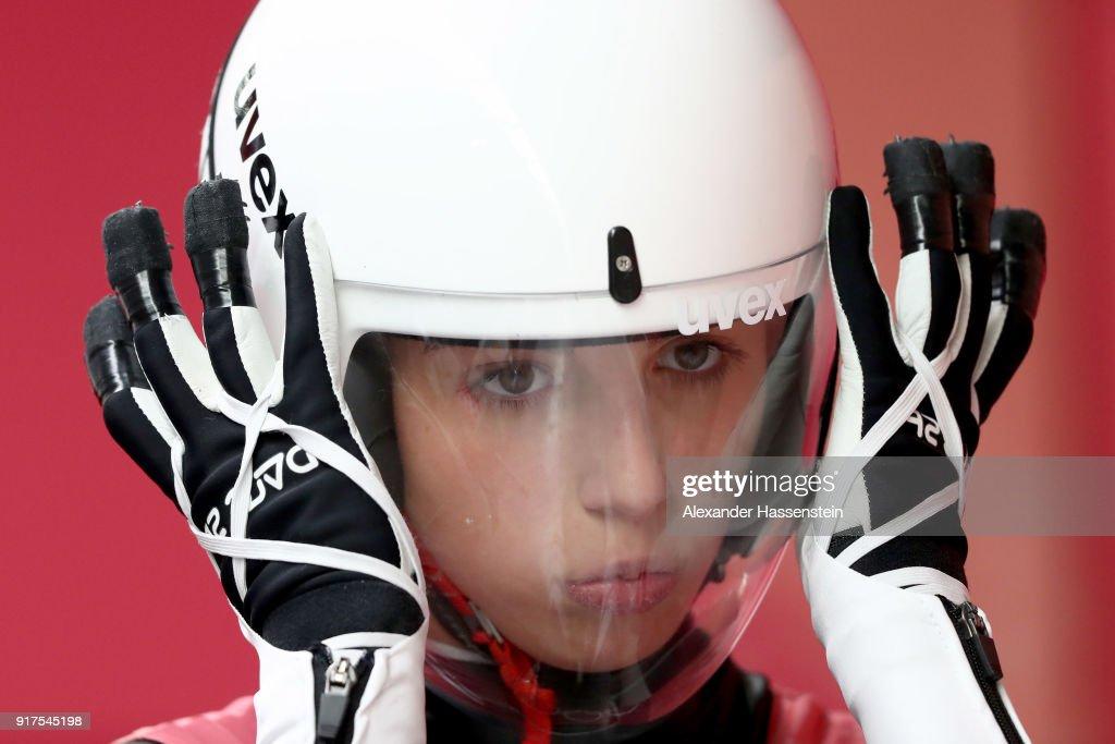 Luge - Winter Olympics Day 3 : ニュース写真