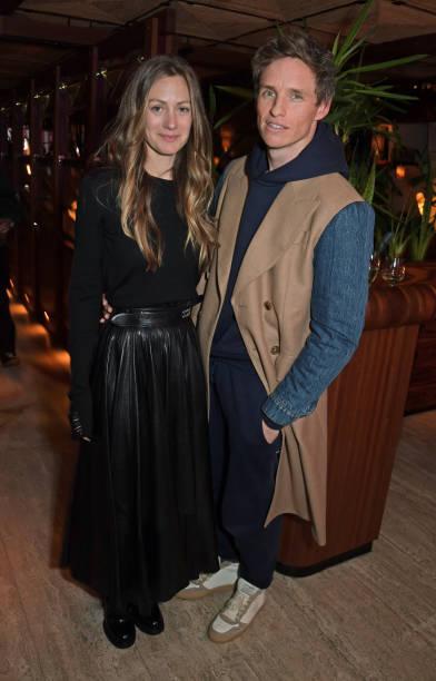 GBR: Alexander McQueen SS22 Womenswear Show After Show Party